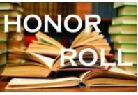 Second Quarter Honor Roll