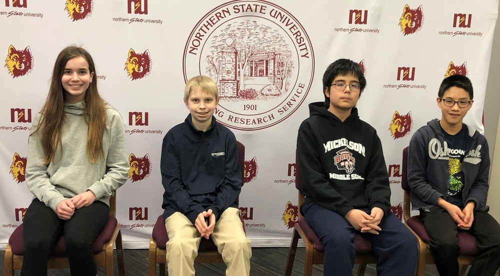 Groton Area Student Qualifies for State MathCounts Competition