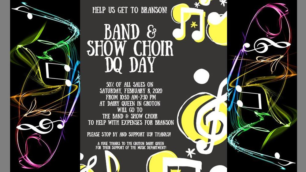 Band & Show Choir DQ Day
