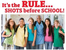 It's the Rule...Shots Before School!