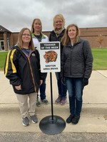 PAC MS/HS Teacher of the Week-Parking Spot