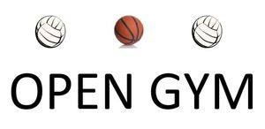Open Gym Schedule Available Now