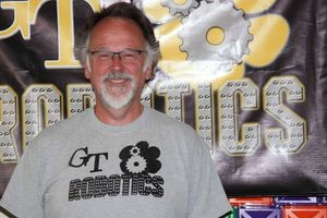 GT Robotics Coach honored by South Dakota Farmer's Union