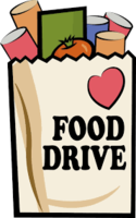FCCLA Community Food Drive- November 13th 6-7pm