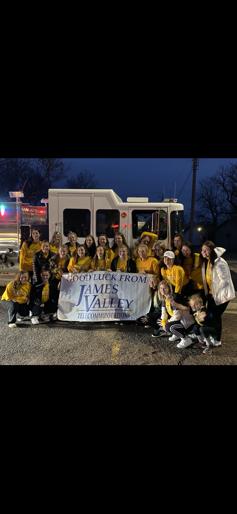 State Volleyball send off 2019